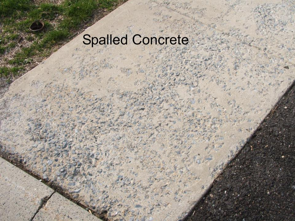 Deicing Salt Can Damage Your Concrete Greensward Llc