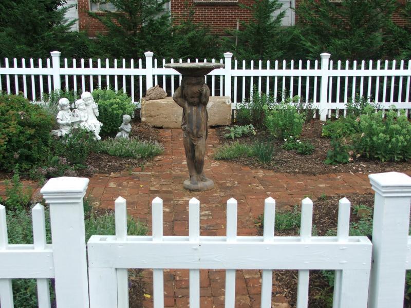 ... Garden Statue  Culpeper, VA ...