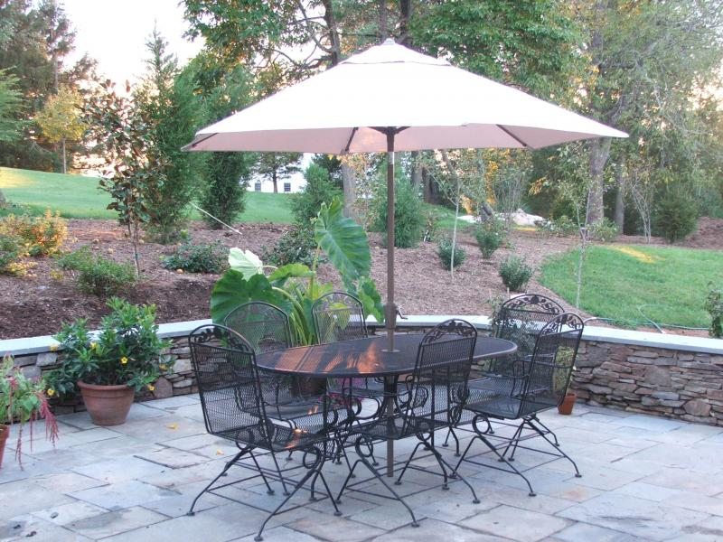 Bluestone Patio- Warrenton, VA