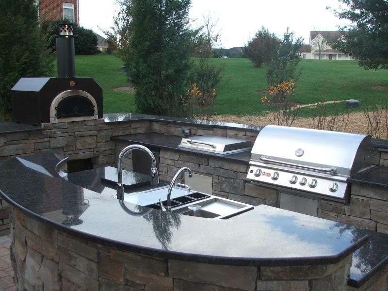 Outdoor Kitchen- Culpeper, VA