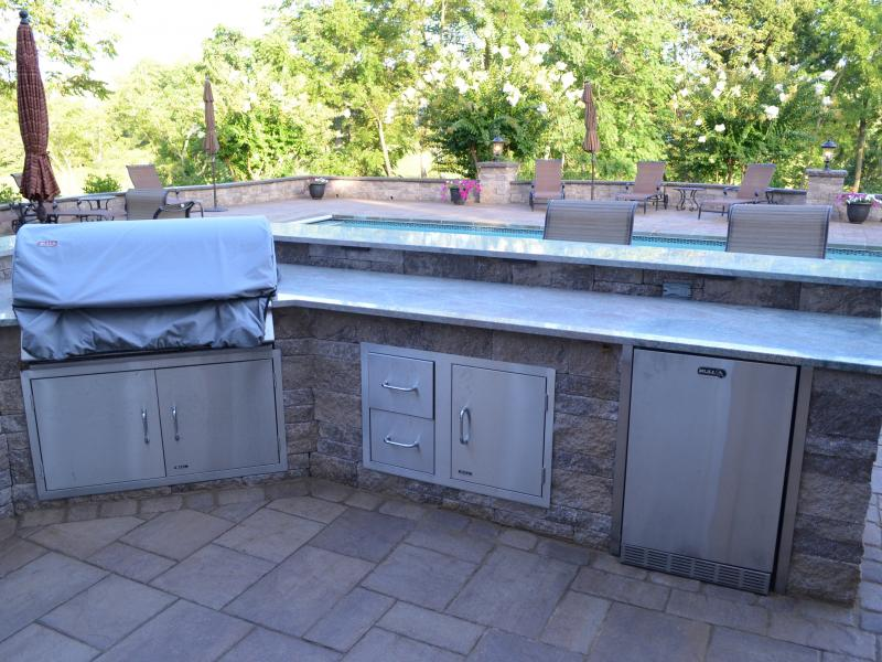 Outdoor Kitchen- Haymarket VA