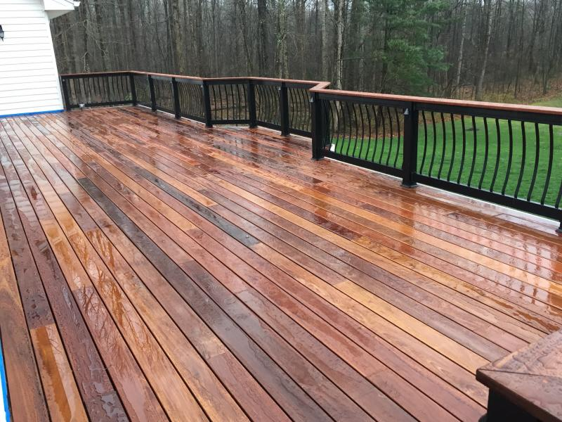 Custom Deck- Warrenton